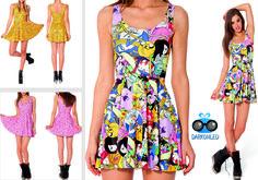 Lehké letní šaty, cartoons Více zde - http://darkohled.cz/saty-cartoon?utm_content=buffer2ecca&utm_medium=social&utm_source=pinterest.com&utm_campaign=buffer #dhd_hadr #saty #leto