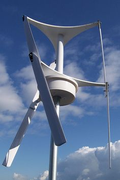 The Jellyfish - a wind turbine for your home.