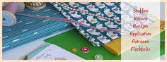 Stoffen  - Online Stoffen Winkel | NoeKs Shop | Fabrics & More...