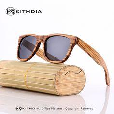 2017 New Bamboo Sunglasses Men Wooden Sunglasses Women Brand Designer Vintage Wood Sun Glasses Oculos de sol masculino