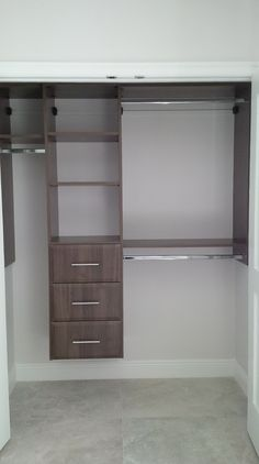Reach In Closet Design Ideas the closet design on the left is ideal for an infant or toddler the design on the right shows how the closet can be easily reconfigured and new features Closet Design Ideas Reach In Home Design Ideas