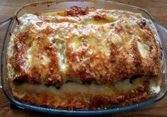 Cannelloni - Kochfantasien Kochrezepte Blog Lasagna, Wordpress, Ethnic Recipes, Blog, Stay At Home Mom, Oven, Chef Recipes, Food Food, Cooking