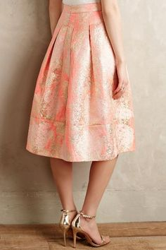 Tea length: Definition: Between the full length hem line and the mini skirt…