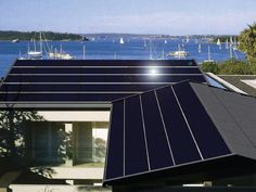 Five impressive integrated solar solutions for buildings   Architecture And Design- An article about Photovoltaic Technology available in Australia.
