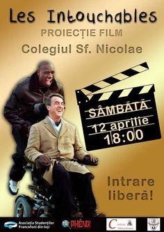 Proiectie de film francez in cadrul saptamanii ''Scoala Altfel'' | iasifun.ziaruldeiasi.ro