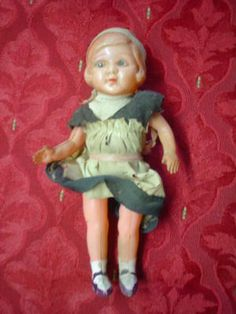 haunted doll on ebay.  Who knew you could buy haunted stuff on ebay.  Must have a look