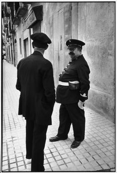 Henry Cartier-Bresson Spain 1932