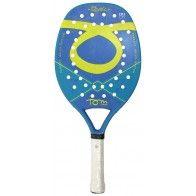 Racchetta Beach Tennis Tom Caruso CHOK Blue 2014