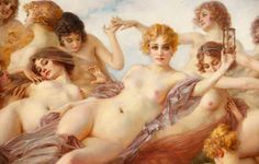 Robert Auer (1873 – 1952) – Pintor Croata_4a