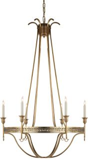 Visual Comfort Circa Lighting Savannah Large Chandelier  #drdlighting