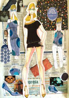 Fashion Illustration MPF. #voguemagazine #mpfisme #moda #madeinitaly #couturedress #vogue #fashionstyle #fashionblogger #fashionillustration #fashionista