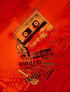 aMusica - Website: Urban Arts // Artista: Guto Reiiz