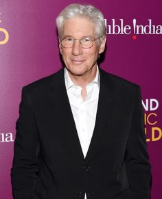 Sexy Silver Foxes Who Are 60 (and Older!) - Richard Gere, 65  from #InStyle
