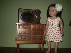American Girl  Doll Clothes and by HighlandCottageArts on Etsy, $65.00