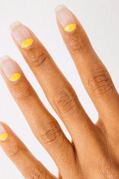 9 Summery Nail Art Ideas That Are Bright and Fun and Ready for Instagram via @PureWow