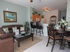 8106 Princess Palm Lane, Kissimmee FL is a 3 Bed / 3 Bath vacation home in Windsor Palms Resort near Walt Disney World Resort