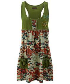 LT386 - Everglades Longline Tunic  - Everglades Longline Tunic, Womens Dresses and Tunics, Womens Clothing, Clothing, Accessories, Joe Browns