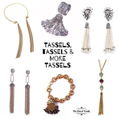#tassellove at #theglocaltrunk 😍 #shopnow www.theglocaltrunk.com #onlinestore #buynow #costumejewellery #jewellerygram #instafashion #instajewellery #jewellerybrand #onlinejewelrystore