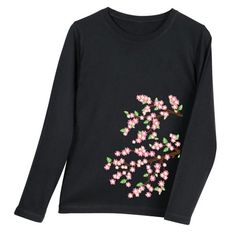 CHERRY BLOSSOMS TEE