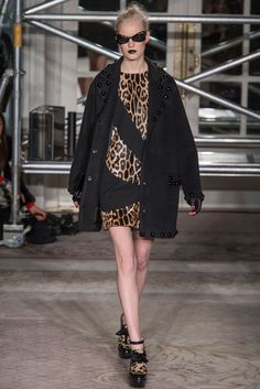 Moschino Cheap And Chic - Fall 2013 Ready-to-Wear