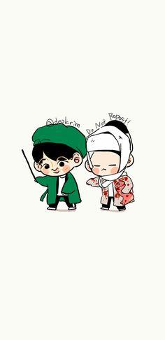 Jin & suga #bts_run_ep24