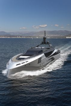 Palmer Johnson's 48m SuperSport superyacht