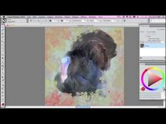 Turning a Photo into a Painting in Corel Painter - YouTube