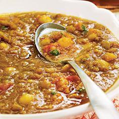 Moroccan Lentil with Chickpeas Soup- Wegmans