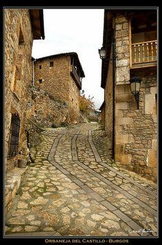 Orbaneja del Castillo, Burgos - Spain