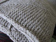 Chunky Cozy Blanket
