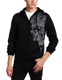 I am going to have a collection of hoodies and this will be among them.    TapouT Men's Spiked Dreamer Hoodie « Clothing Impulse