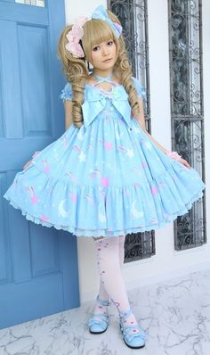 ♥ ロリータ sweet lolita fairy kei decora lolita loli gothic lolita pastel goth kawaii fashion victorian rococo wa-lolita♥