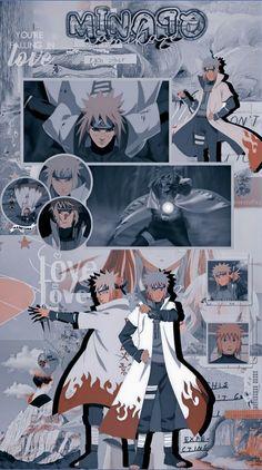 Naruto Minato, Naruto Uzumaki Shippuden, Anime Naruto, Naruto Fan Art, Anime Akatsuki, Itachi, Hinata, Anime Guys, Deidara Wallpaper
