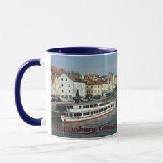 Regensburg Germany Mug - home gifts ideas decor special unique custom individual customized individualized