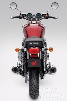 2014 Honda CB 1100