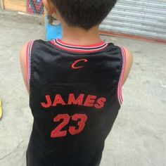 The Philippines, of all places on the planet, is where Earth Vagabonds have seen more LeBron James basketball jerseys than anywhere else. Lebron James Basketball, Basketball Jersey, Soccer Ball, Nba Players, Basketball Players, Cleveland Cavaliers Shirts, Philippine Basketball Association, Basketball Leagues, Philippines