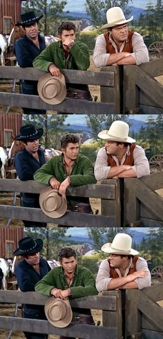 Adam and Hoss notice Little Joe's angst. Joe has misgivings about his commitment to hold the secret of a friend who killed a mutilated miner because the man begged to be relieved of his suffering. From The Quality of Mercy (Bonanza)