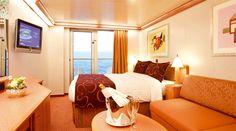 Cómo conseguir un cambio favorable de camarote - http://www.absolutcruceros.com/como-conseguir-un-cambio-favorable-de-camarote/