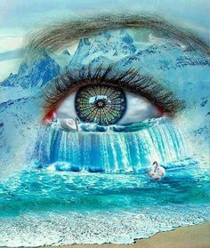 Eye Cathedral of the earthly destiny.