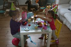The Imagination Tree: Role Play Birthday Parties