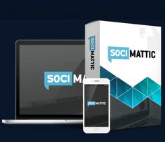 Socimattic is AWESOME Product created by Brett Ingram and Mo Latif. Socimattic is TOP Traffic Software to Sends You BUYERS On Demand FREE FASTEST and 100% Automated Quote Creator To Profits in Seconds. Socimattic is Best Traffic Software with 1 Click Publishing To Profits In 21 Seconds. Or Less. AUTOMATED Customer-Getting Software Sends You BUYERS On Demand 100% FREE! ZERO Cost Retargeting For Repeat & NEW Customers.