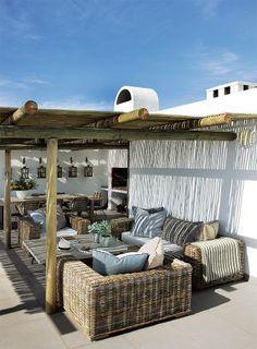 Langebaan private residence, Western Cape, South Africa - design La Grange Interiors, 2012