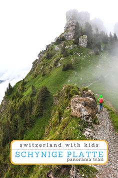 Charming panorama trail with big mountain views, rocky peaks, dramatic cliffs, and lush meadows filled with wildflowers. Suitable for families. Oh The Places You'll Go, Places To Travel, Places To Visit, Swiss Travel Pass, Switzerland Vacation, Packing For Europe, Big Mountain, Travel Abroad, Travel Tips