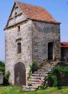 pigeonniers | causse-villefranche-pigeonnier | Paysages de l'Aveyron
