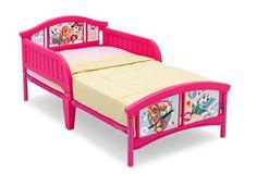 Delta Children Plastic Toddler Bed, Nick Jr. PAW Patrol/Skye and Everest *** Click on the image for additional details.