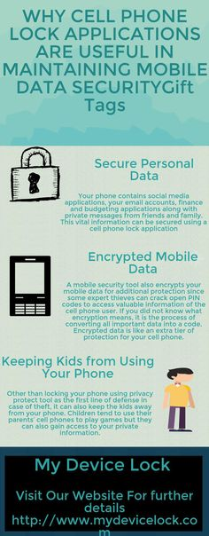 WHY CELL PHONE LOCK APPLICATIONS ARE USEFUL IN MAINTAINING MOBILE DATA SECURITY http://mydevicelock1.deviantart.com/art/WHY-CELL-PHONE-LOCK-APPLICATIONS-ARE-USEFUL-504060519?ga_submit_new=10%253A1420099424&ga_type=edit&ga_changes=1&ga_recent=1