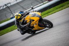 EBR 1190RX: The return of the great American superbike - CNET