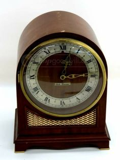 shopgoodwill.com: Vintage Seth Thomas Electric Mantle Chime Clock