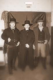 Morgan Wyatt and Virgil Earp