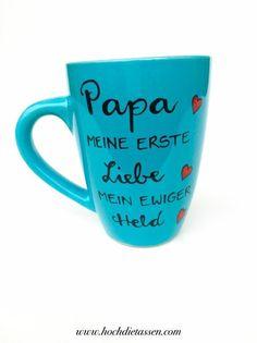 vanVerden Papa kann alles außer schlafen Vatertag Geschenk Fun Spruch Tasse Mug